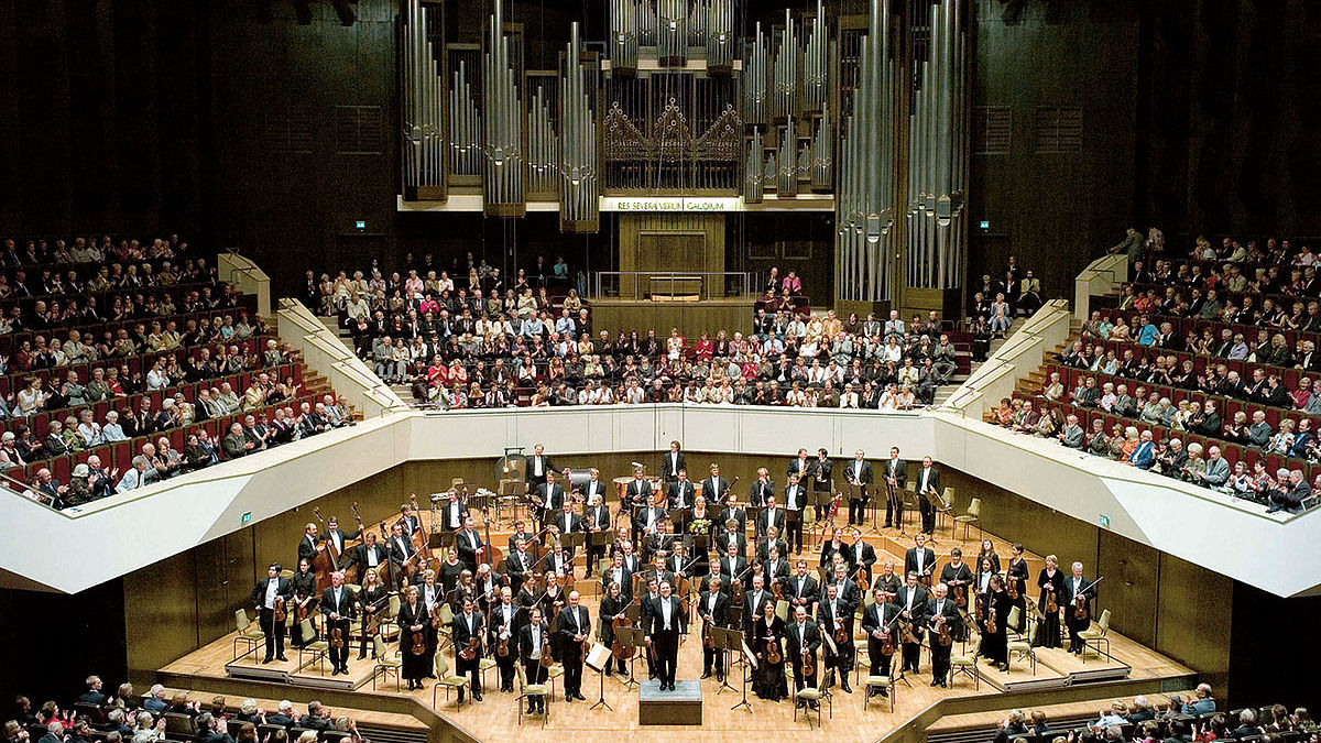The Leipzig Gewandhaus Orchestra Turns 275