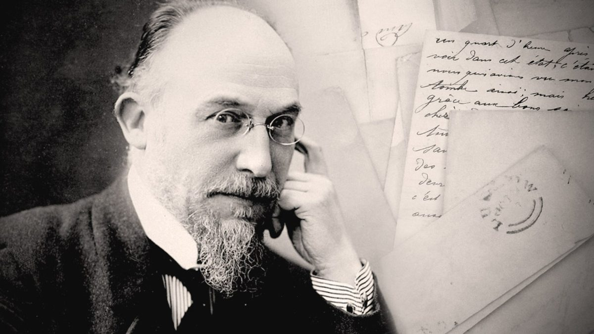 Aftertones of Gymnopédie: Channeling the Spirit of Satie