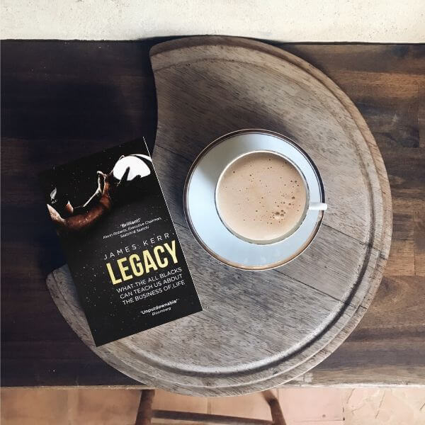 Review: Legacy - James Kerr