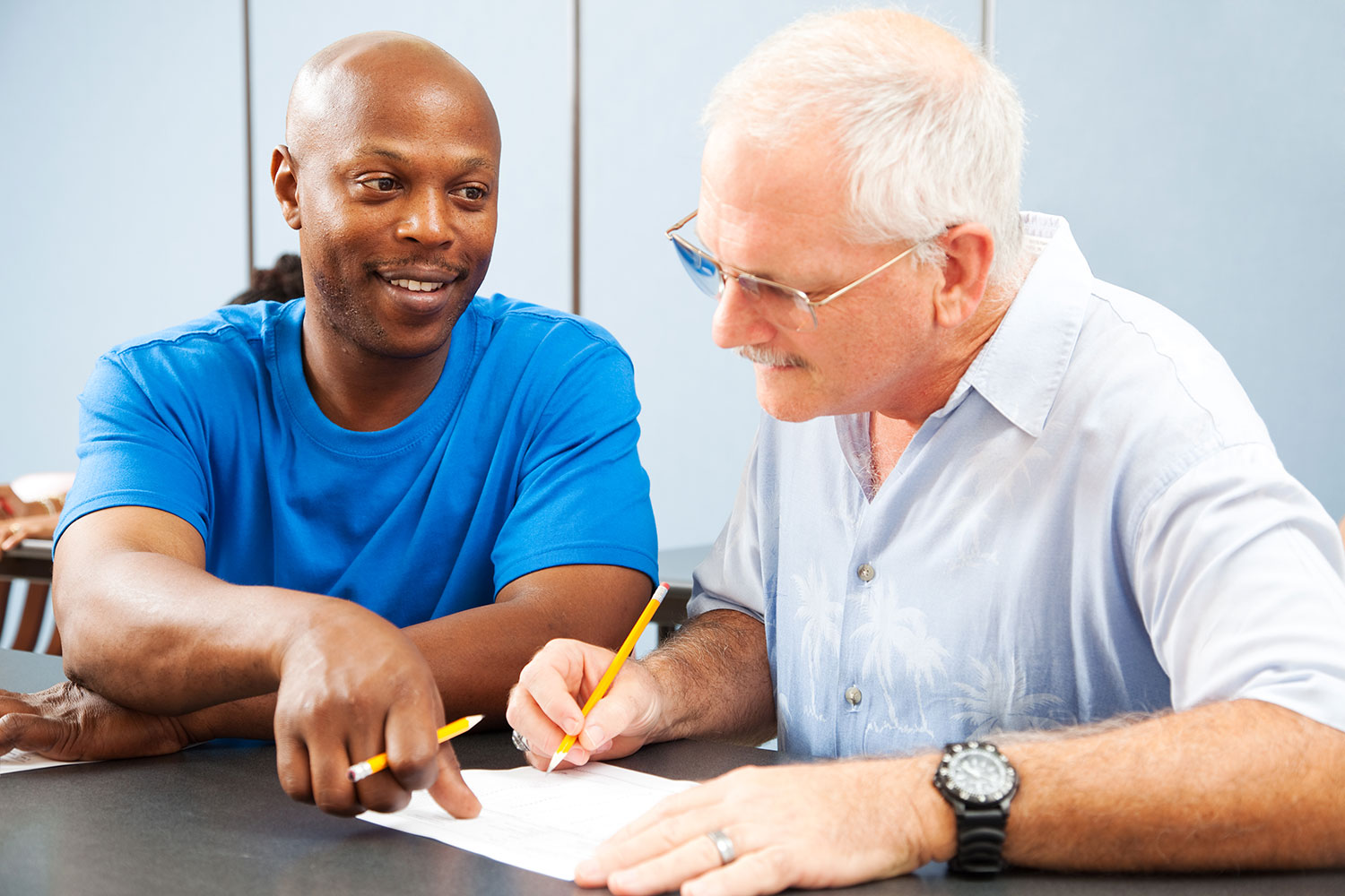Adult Literacy Tutor at The Literacy Group