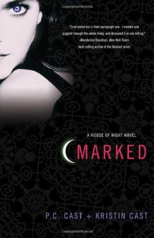 Marked by P.C. Cast & Kristin Cast