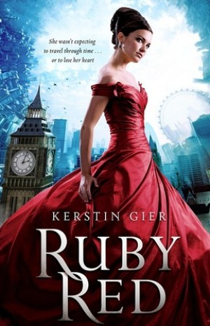 Ruby Red – #AudiobookReview