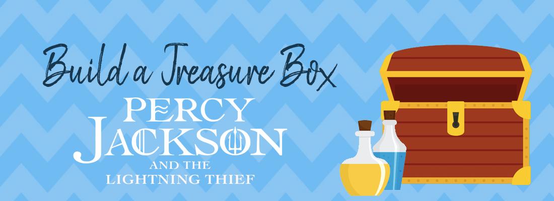 Percy Jackson and the Lightning Thief // MYOBB #5