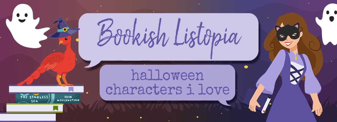 Halloween Characters I Love