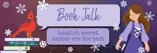 Bookish Secret Santas are the Best