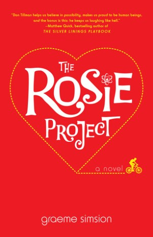 The Rosie Project by Graeme Simison