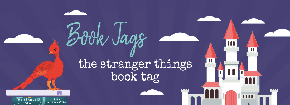 The Stranger Things Book Tag