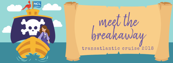 Transatlantic Cruise: Meet the Breakaway (1/8)