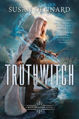 Truthwitch by Susan Dennard