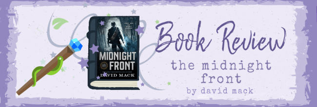 The Midnight Front by David Mack