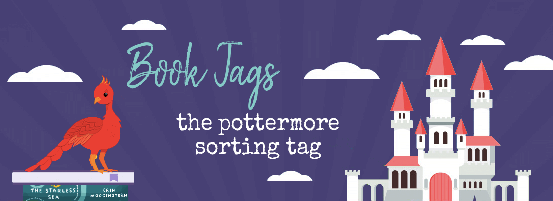 Pottermore Sorting Tag
