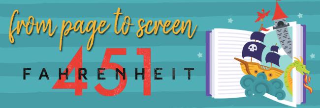 Book Vs. Film – Fahrenheit 451