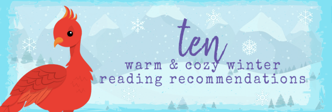 10 Warm & Cozy Winter Reading Tips