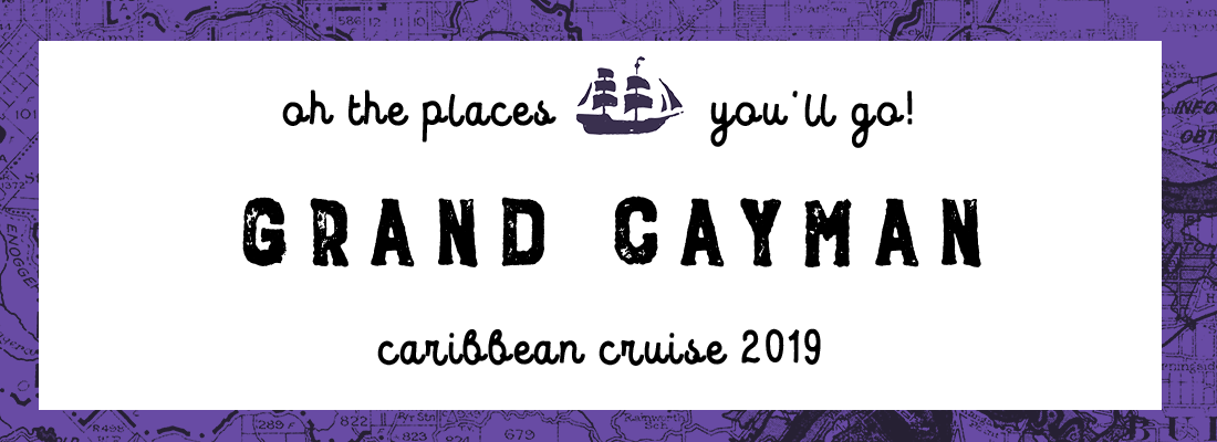 Grand Cayman (Caribbean Cruise 3/4)