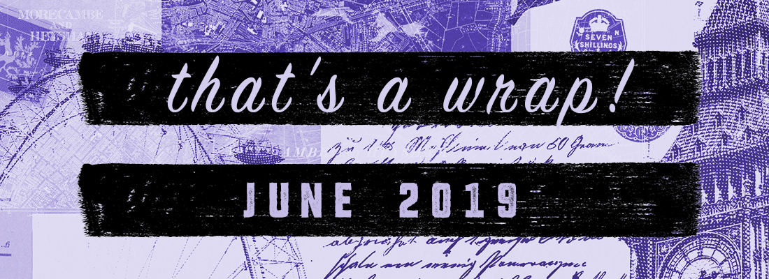 The June Wrap Up:  With Movies, MasterClass, & SO MANY BOOKS