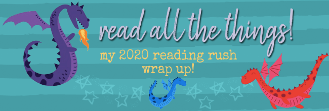 The Reading Rush 2020: In Review