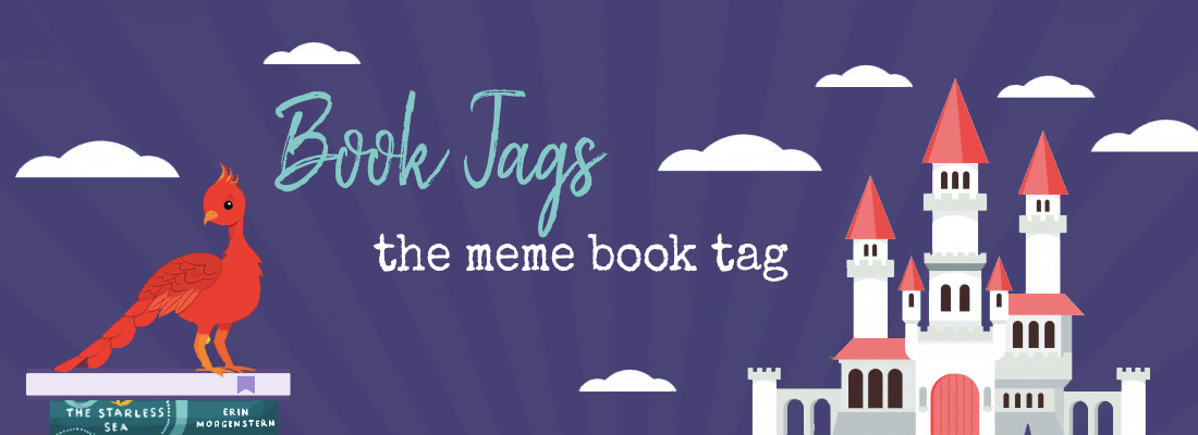 What Do You Meme? – The MEME Book Tag!