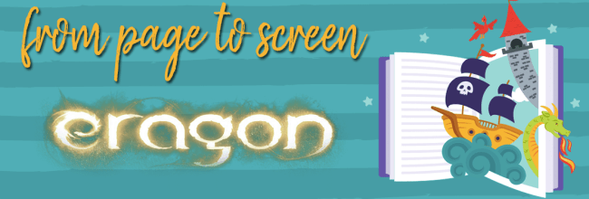 Book Vs. Movie: Eragon – In Which I Try & Convince Myself This Isn't Terrible… But It's Still Terrible