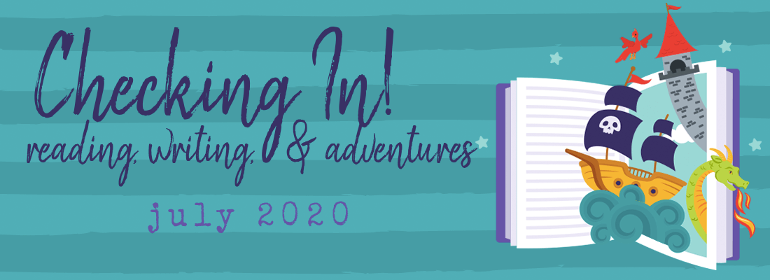 In Which I Participated in a Readathon and … Passed My Last Exam? The July 2020 Wrap Up!