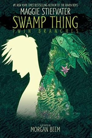 swamp thing twin branches graphic novel cover