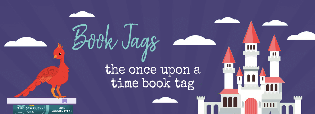 Once Upon a Time Book Tag