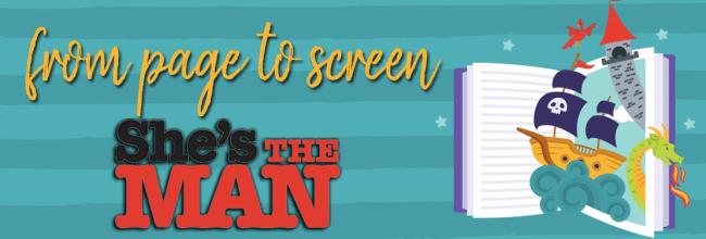 Book Vs. Movie: She's The Man (Twelfth Night)