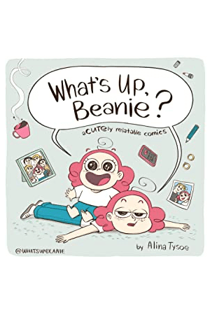 What's Up Beanie by Alina Tysoe