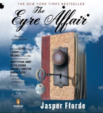 The Eyre Affair by Jasper Fforde (Audiobook)