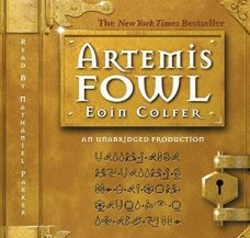 Artemis Fowl by Eoin Colfer (Audiobook)