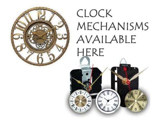 clock mechanisms