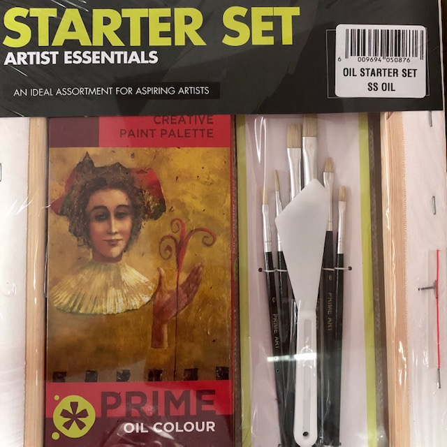 Starter Set Artists Essentials – Oil