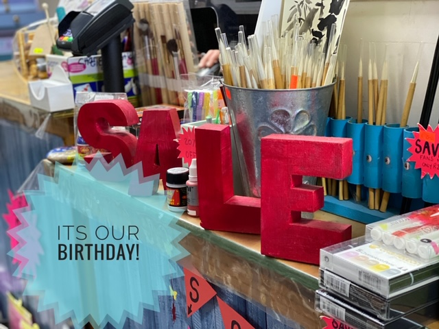SEPTEMBER BIRTHDAY SALE