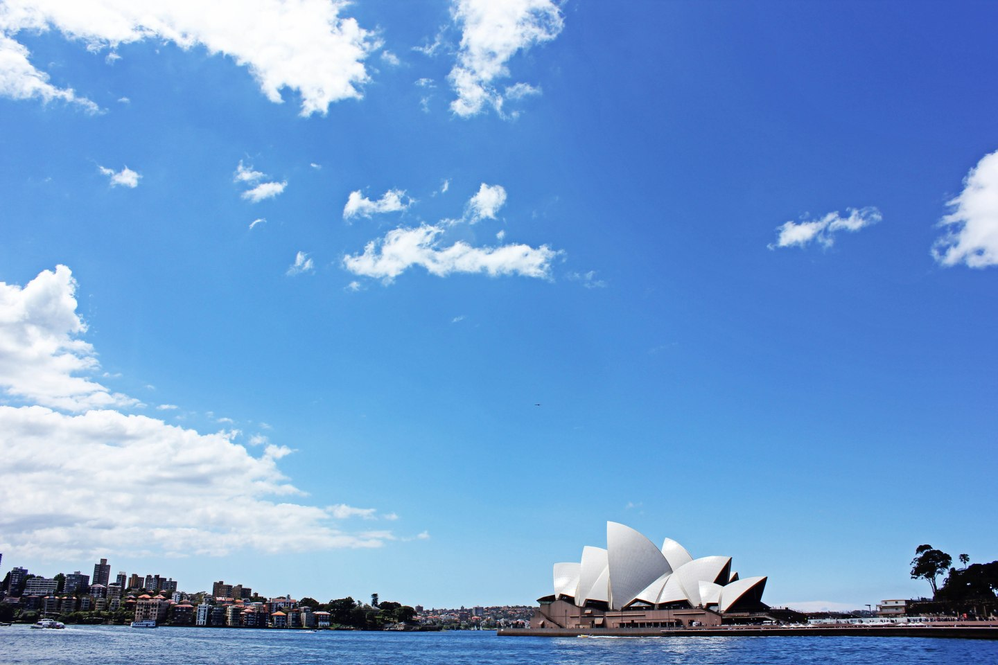 First Impressions Of Sydney