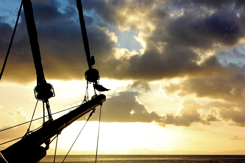 Sailing the Whitsundays On New Horizon