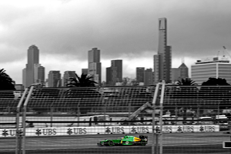 Melbourne, Australian F1 Grand Prix