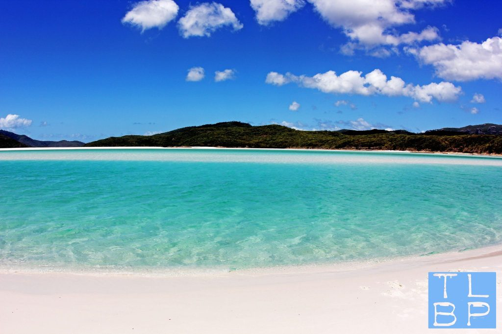 20 trips to take in your 20s - whitehaven beach
