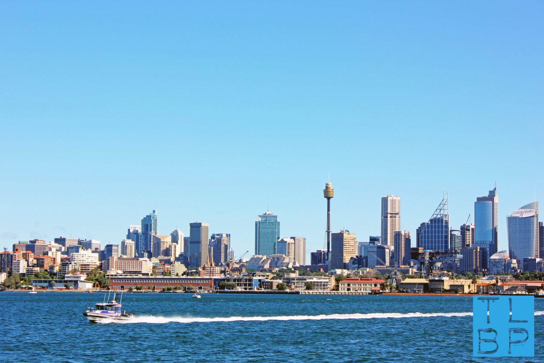 Last Impressions of Sydney