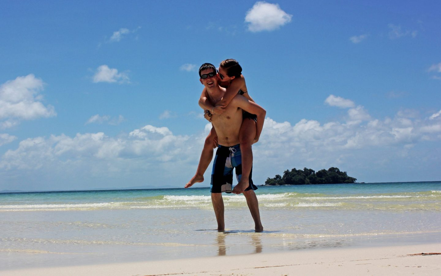 Top 5 Tips for travelling as a couple
