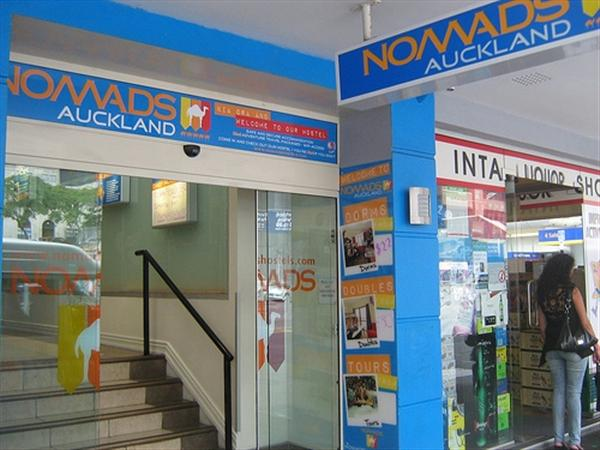 Nomads Hostel Auckland Review