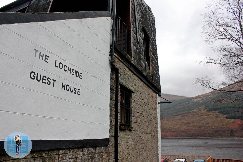 UPDATED Review: Lochside B+B In Arrochar