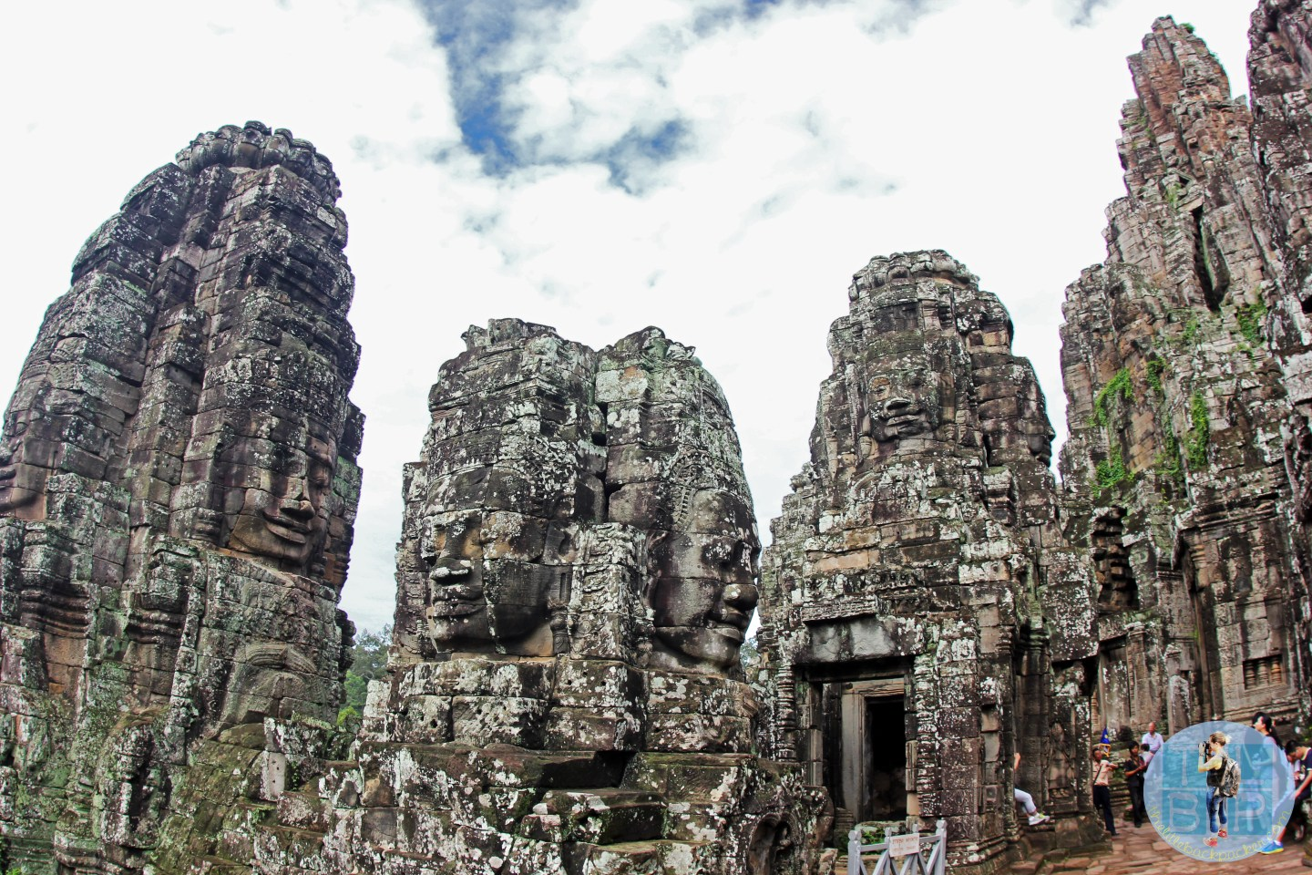 Cambodian Angkor Temples In Photos