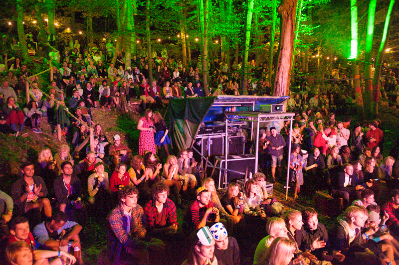 Festival Pick For The Summer – In The Woods