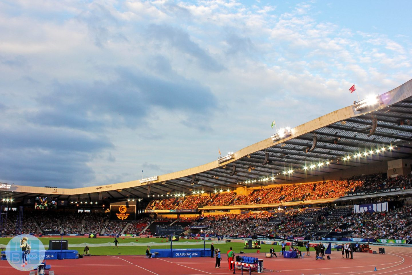 My Glasgow 2014 Commonwealth Games in Photos