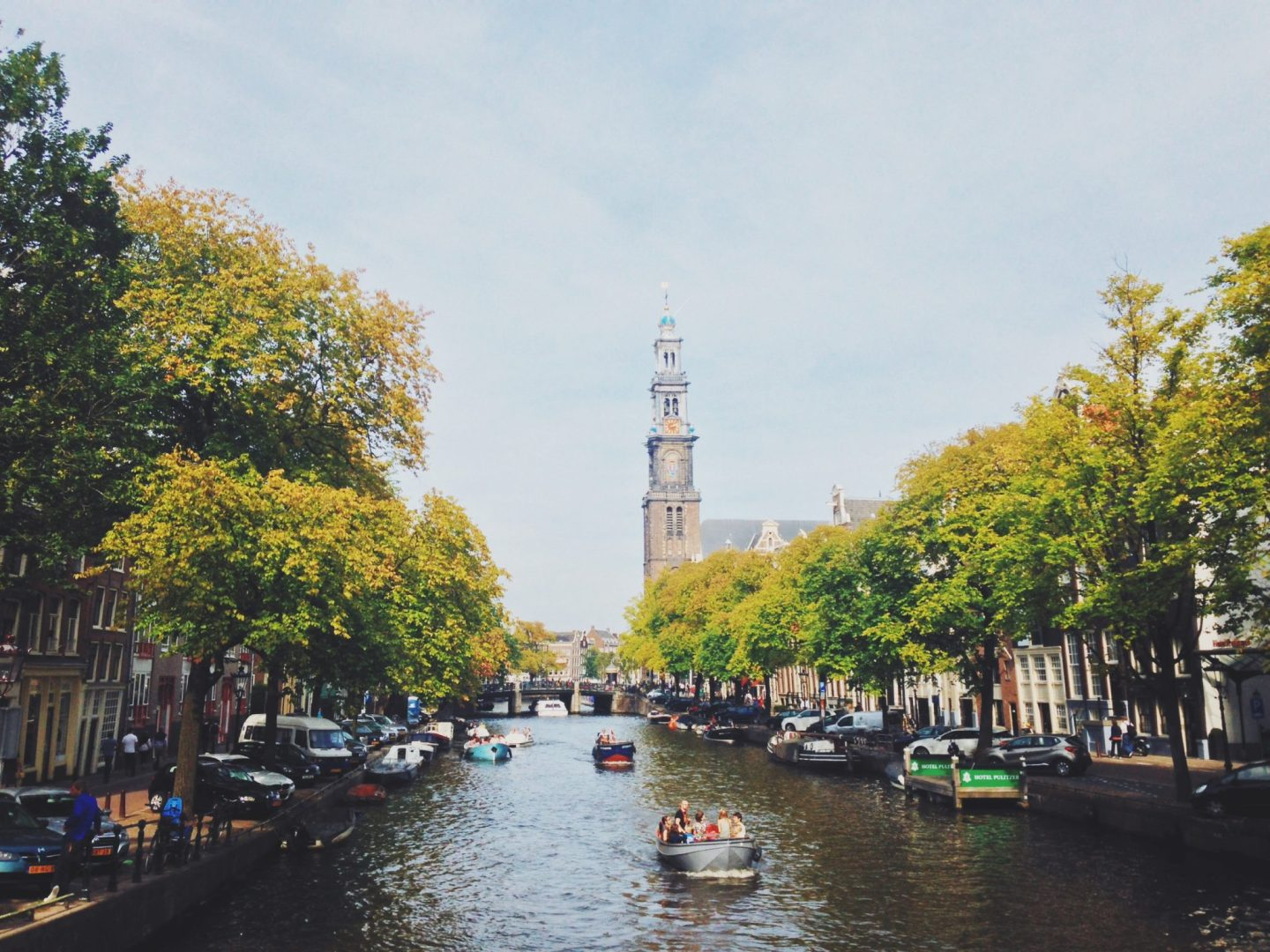 Amsterdam Adventure with #ParkinnExpress