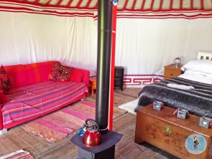 Great Glen Yurts Scotland