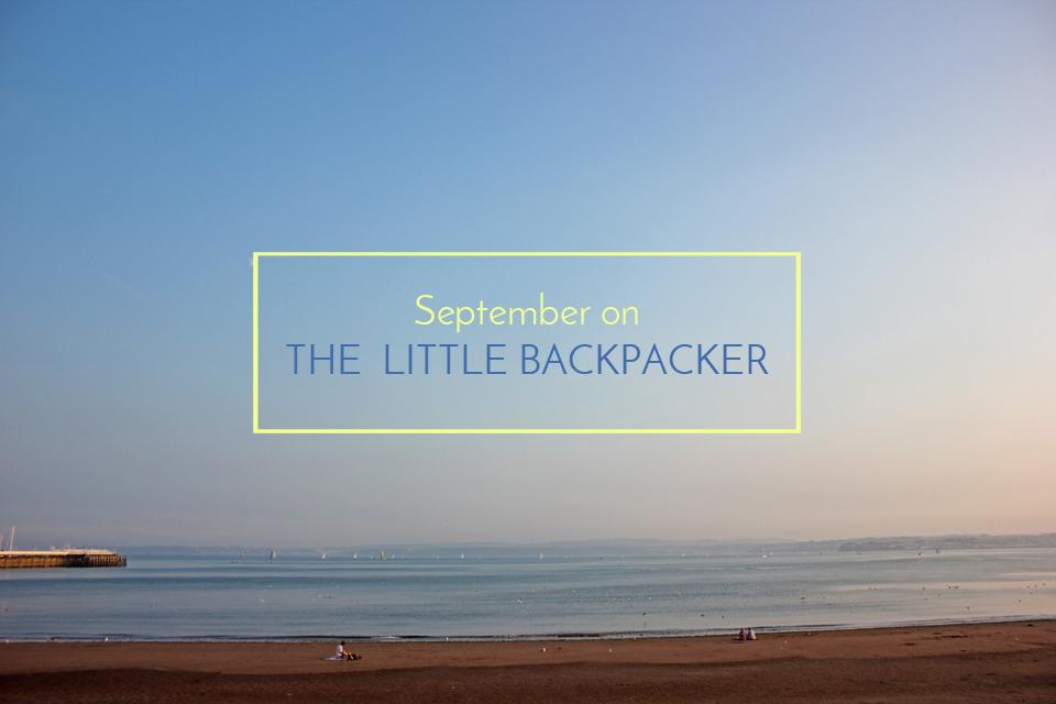 September on The Little Backpacker