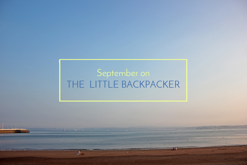 September on The Little Backpacker