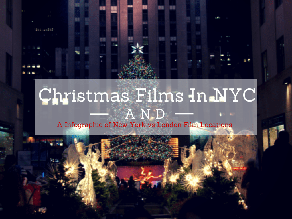 5 Christmas Films in New York City & an Infographic