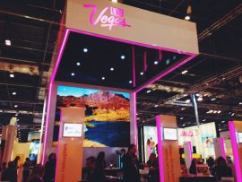 Loved the Las Vegas stand