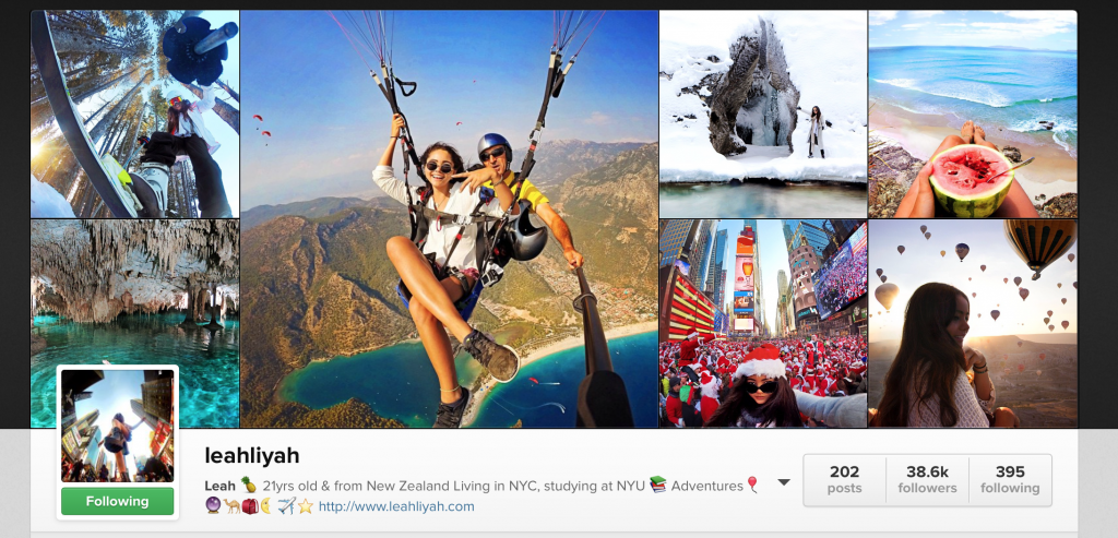 Instagram accounts to follow in 2015